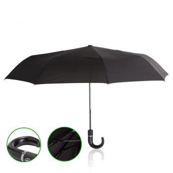 מטריה ממותגת עם סיבי פייברגלס