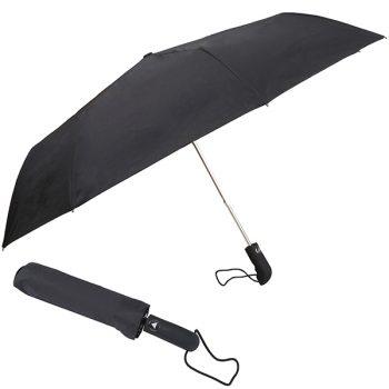מטריות ממותגות מתקפלות