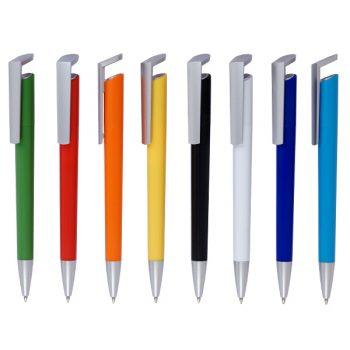 הדפסה על עט כדורי בפתיחת לחצן