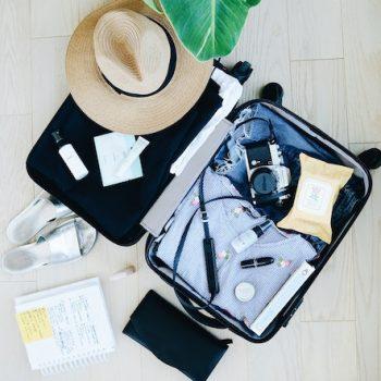 מוצרי טיסה ונסיעות