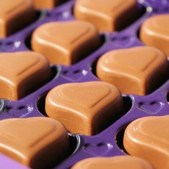 שוקולדים ממותגים